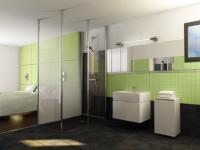 Créer une salle de bain dans sa chambre