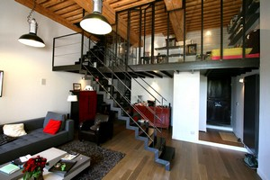 10 id es et astuces pour optimiser un petit appartement. Black Bedroom Furniture Sets. Home Design Ideas