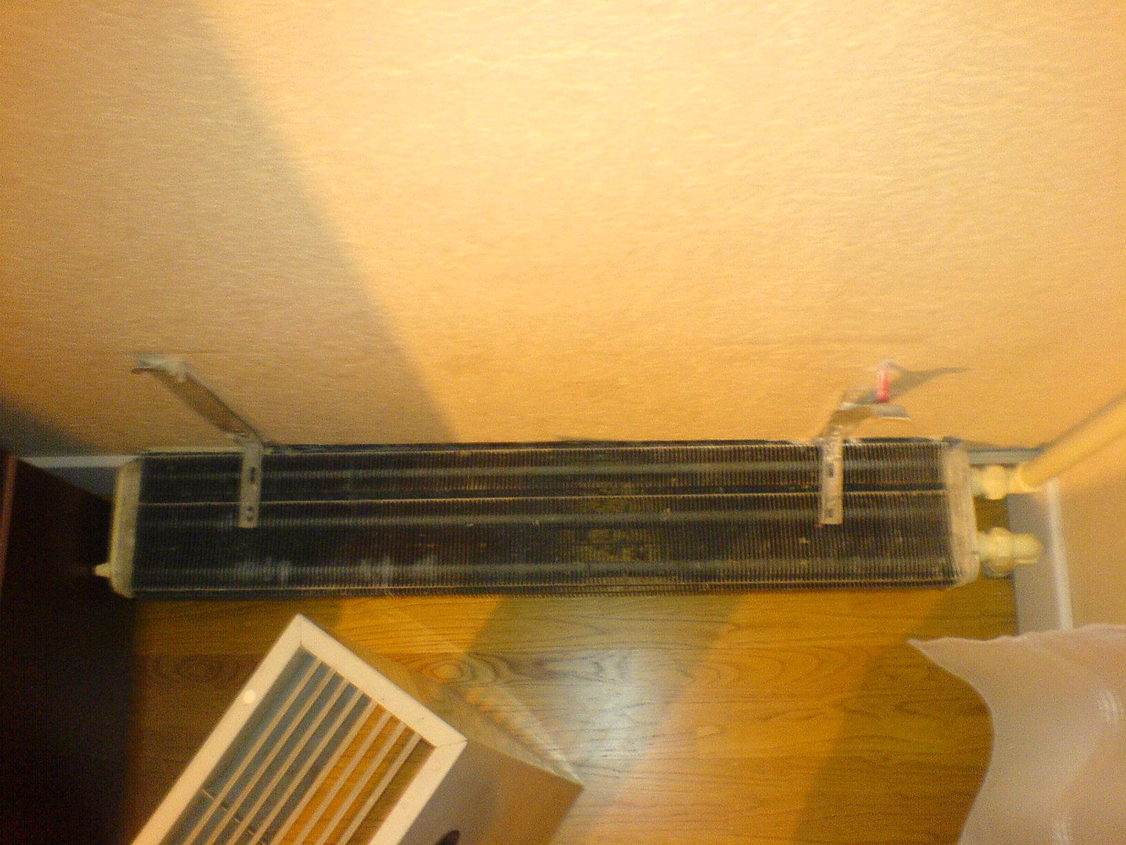 bruit metallique dans radiateur. Black Bedroom Furniture Sets. Home Design Ideas