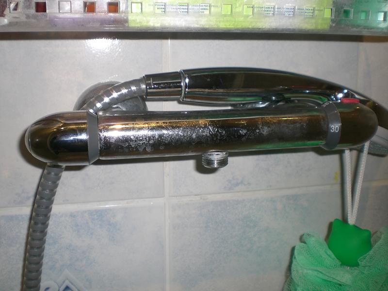 Plus d 39 eau chaude avec mitigeur thermostatique for Plus d eau chaude chauffe eau