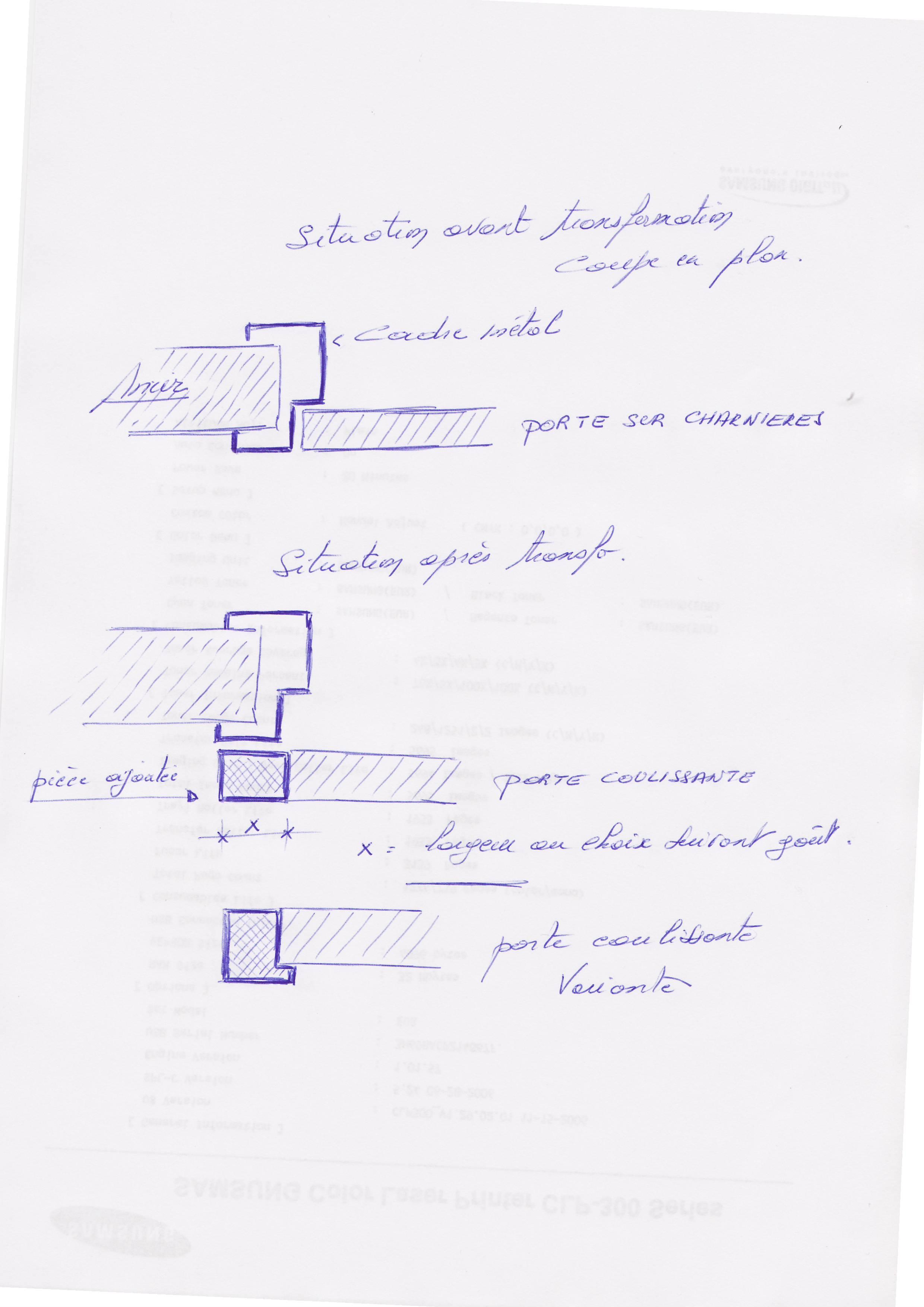 Finest Comment Faire Porte Coulissante With Faire Une Porte Coulissante
