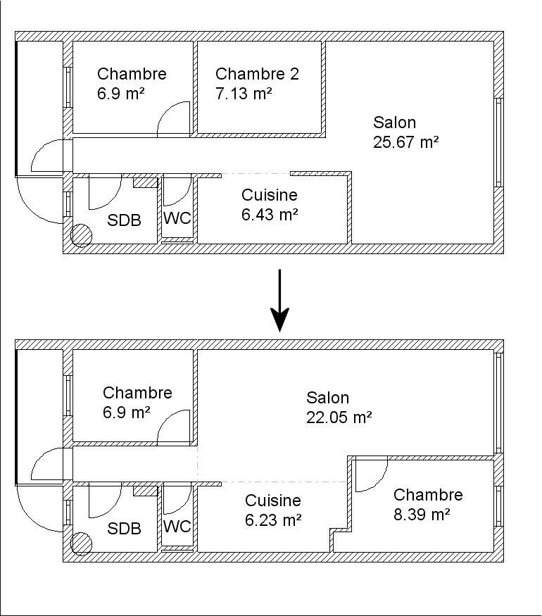 comment reconnaitre un mur porteur comment savoir si c est un mur porteur comment savoir et d. Black Bedroom Furniture Sets. Home Design Ideas