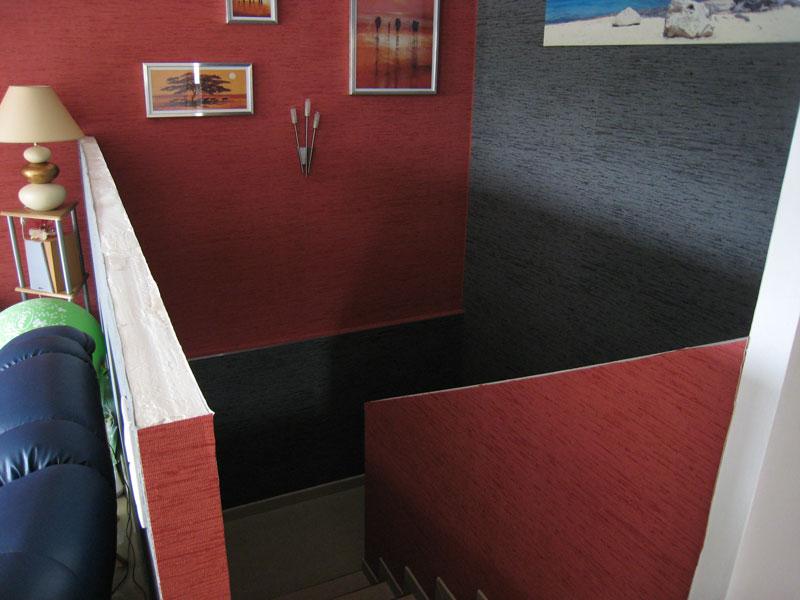 id e de d coration pour cage d 39 escalier. Black Bedroom Furniture Sets. Home Design Ideas