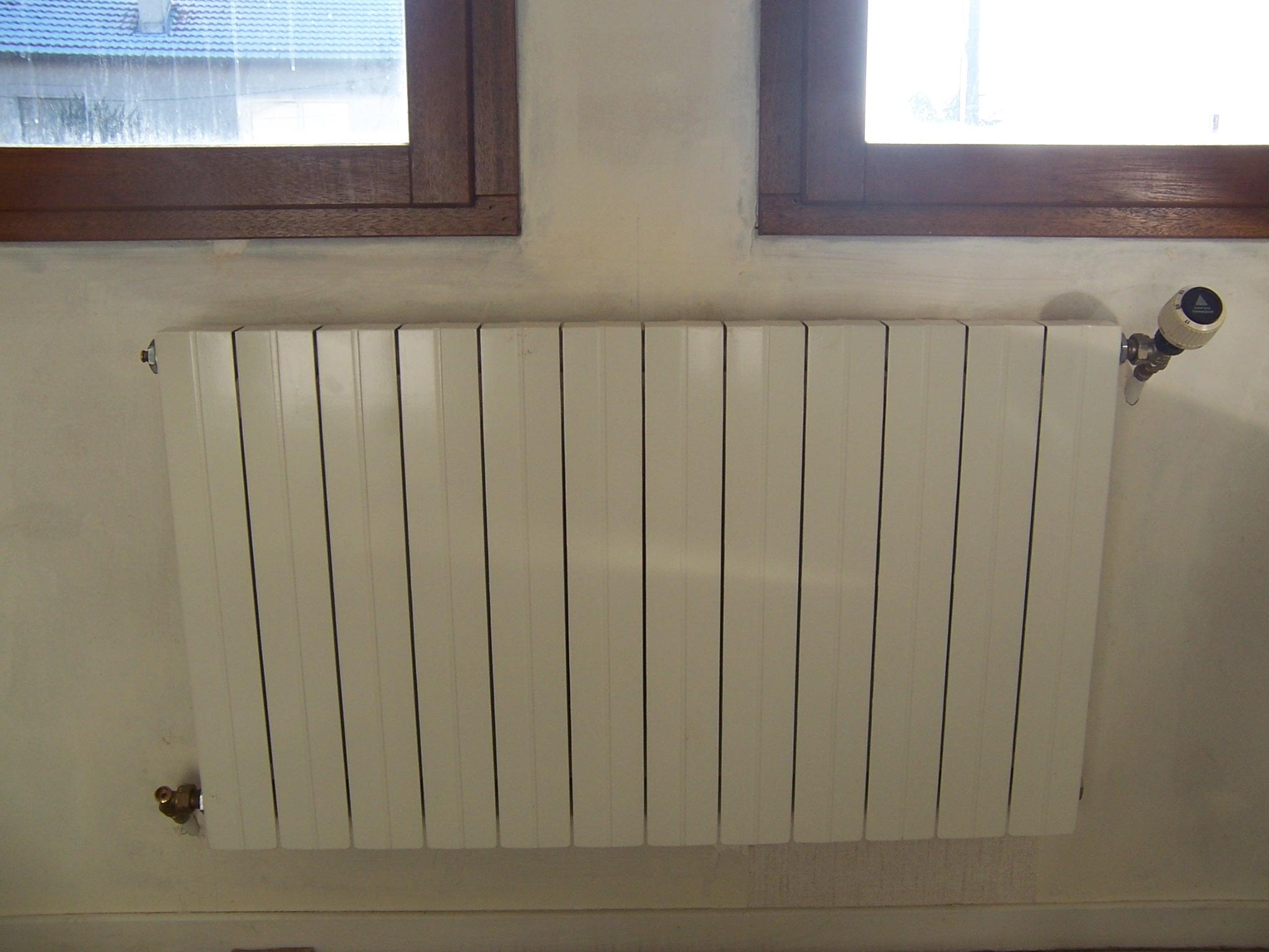 repeindre un radiateur