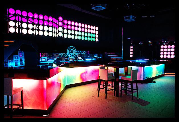Bar lumineux for Bar lumineux