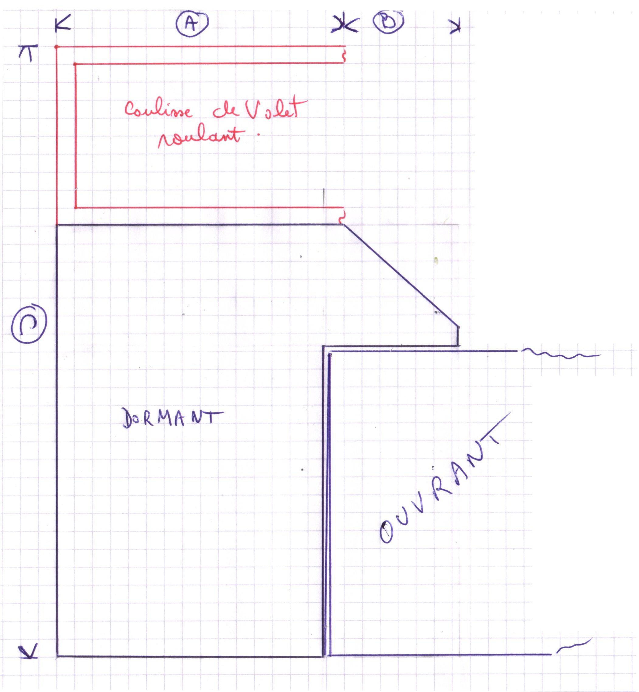 Cotes D 39 Un Profil Pvc Classic Lapeyre Avec Volet Roulant Incorpor