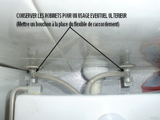 Awesome enlever un bidet with comment cacher un bidet - Comment utiliser un bidet ...