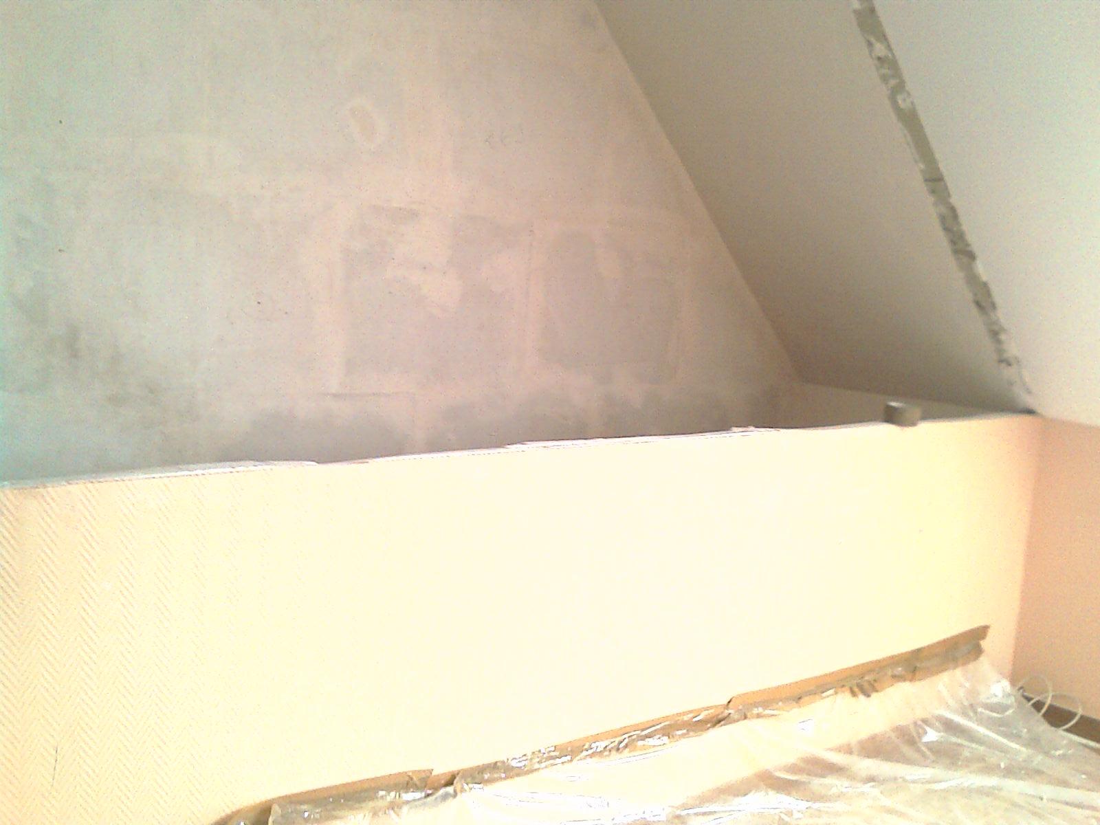 Consolider un muret de carreaux de pl tre - Muret carreau de platre ...