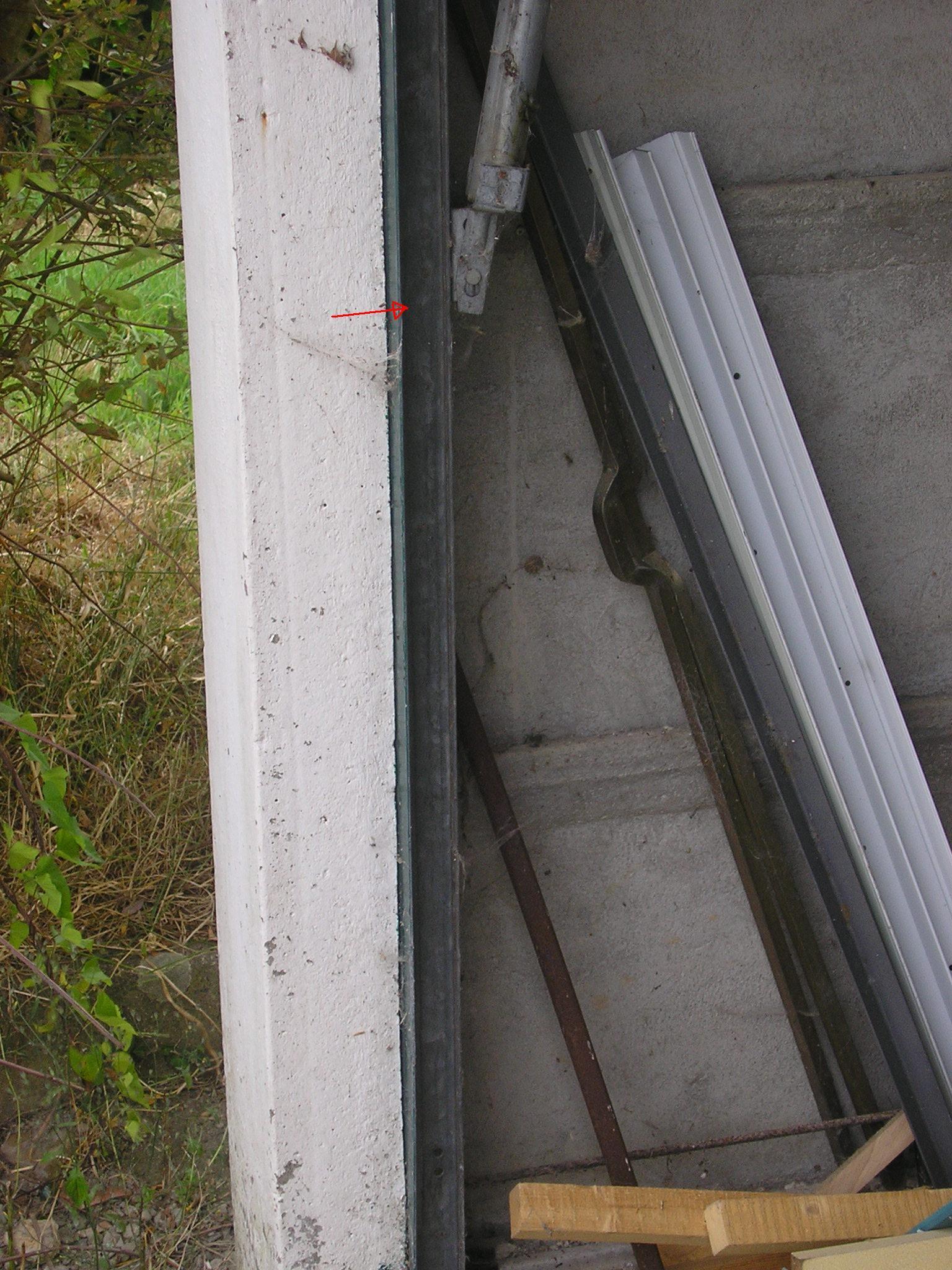 Recherche de galets pour une porte de garage - Galet porte de garage ...