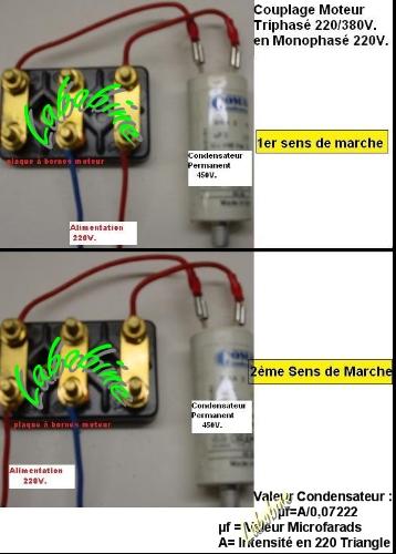Moteur Triphasé En Monophasé : moteur triphas en monophas ~ Maxctalentgroup.com Avis de Voitures
