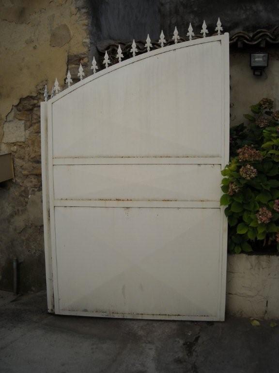 Peindre Portail