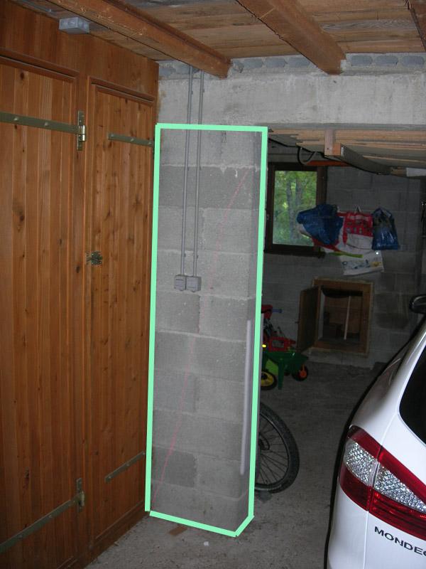 Raccourir mur sous sol en parpaing - Finition plancher beton sous sol ...