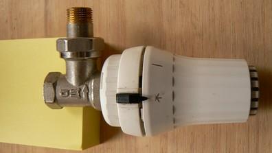 Robinet thermostatique danfoss - Robinet danfoss thermostat ...