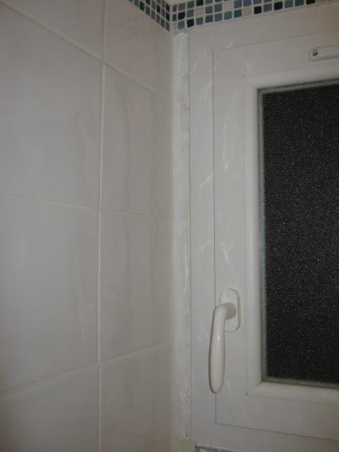 finition fenetre salle de bain - Finition De Salle De Bain