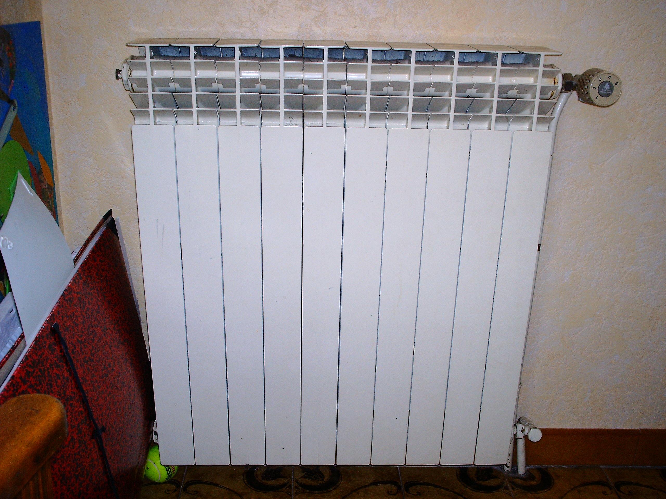 Quelle est la puissance de mes radiateurs for Calcul puissance chauffage central