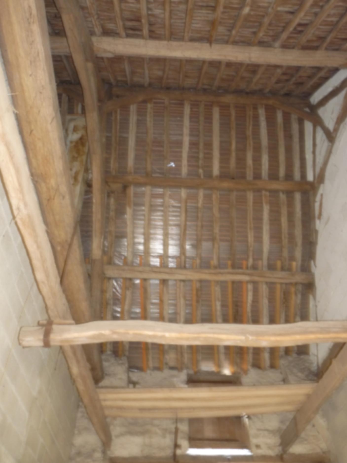 isolation toiture interieur