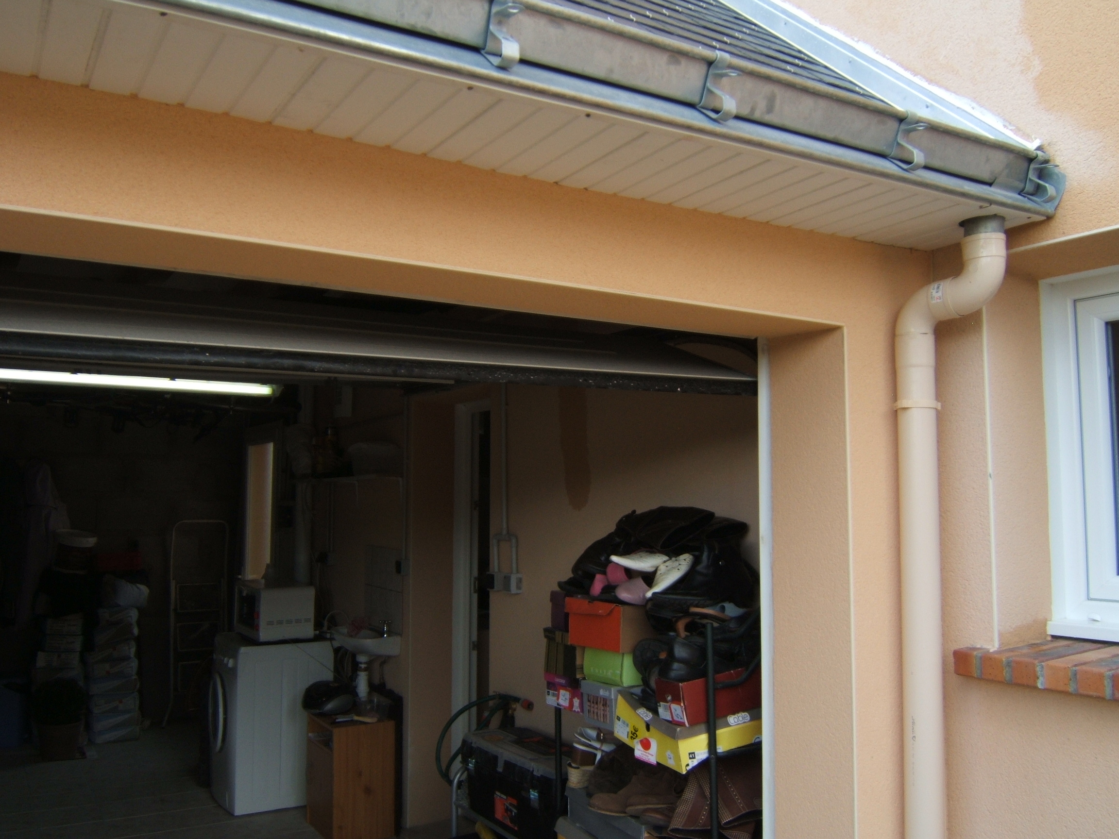 Probleme etanch it garage maison for Probleme humidite garage