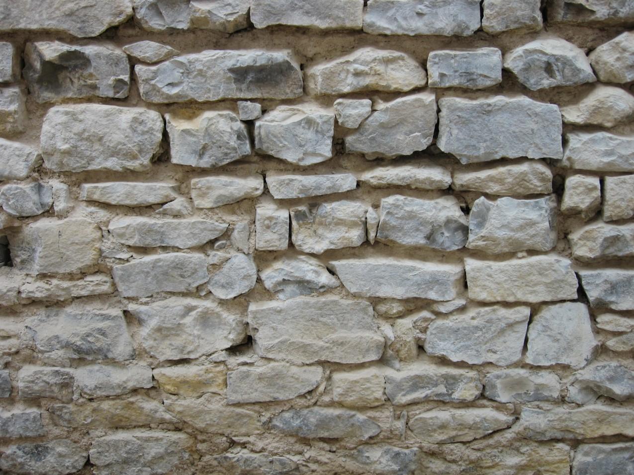Mur Exterieur En Pierre : Joints mur pierres anciennes