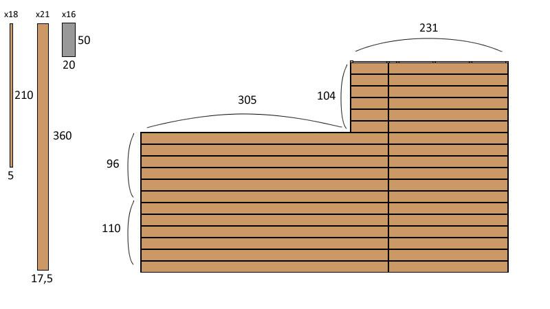 Conseil faire sa terrasse en bois composite - Faire sa terrasse en bois ...