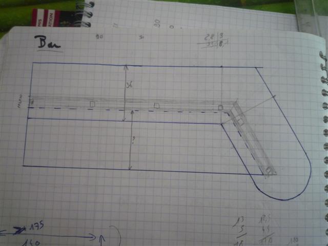 R alisation bar - Plan pour fabriquer un bar ...