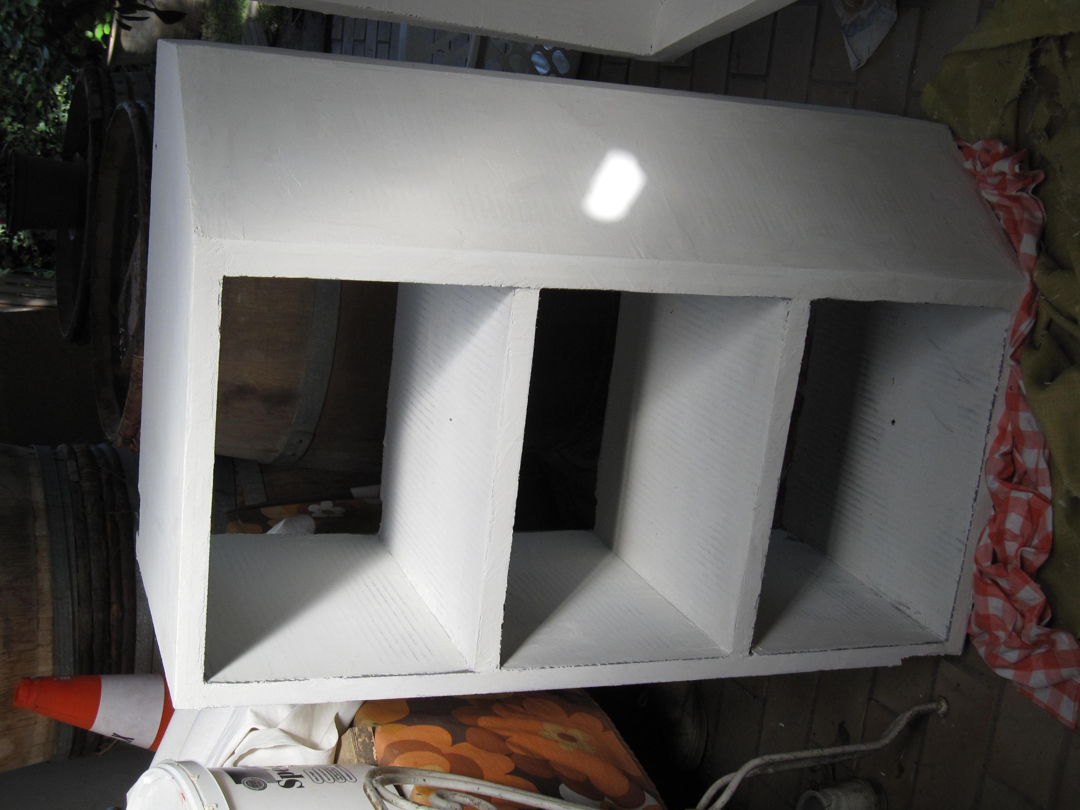 Construire Un Meuble Tv # Fabriquer Son Meuble Tv