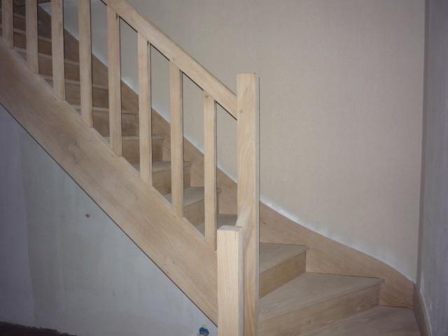 apres sablage d 39 un escalier ch ne que faire. Black Bedroom Furniture Sets. Home Design Ideas