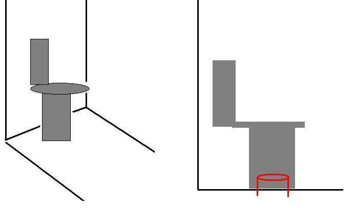 ajouter un lavabo et raccorder l 39 vacuation aux wc. Black Bedroom Furniture Sets. Home Design Ideas