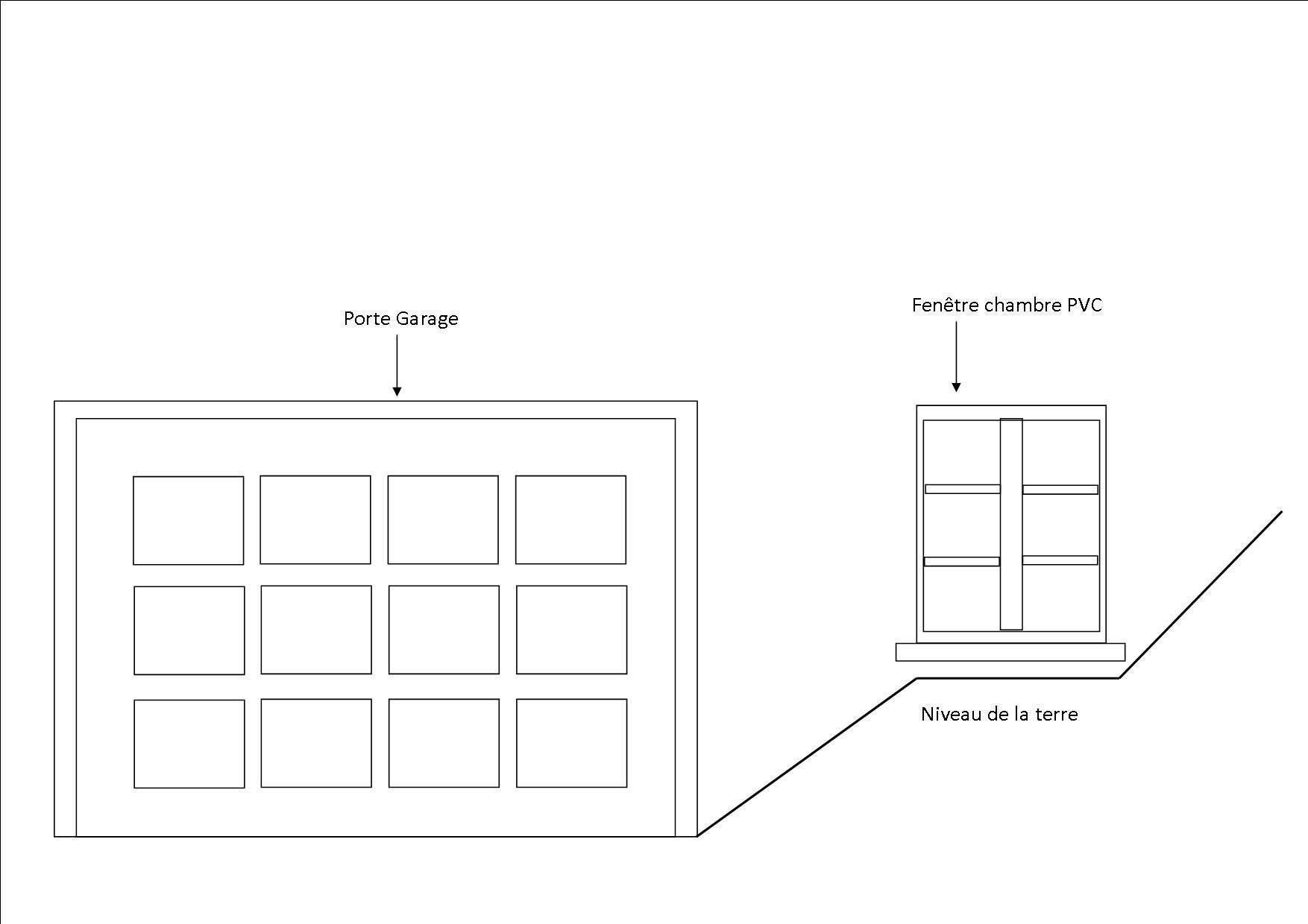 ventiler une chambre dans un sous sol enterr. Black Bedroom Furniture Sets. Home Design Ideas