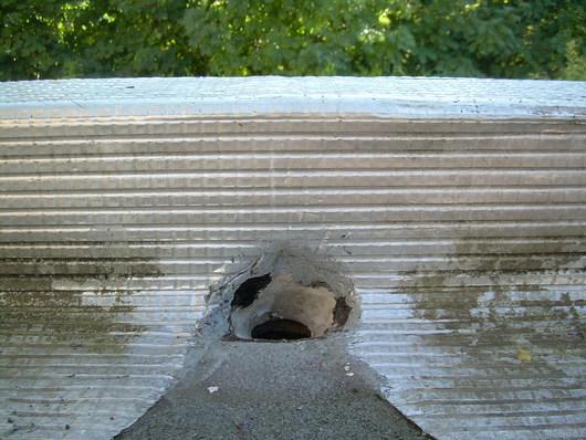 evacuation eau de pluie toiture terrasse – revêtements modernes du