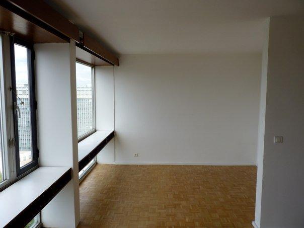 Cloison amovible appartement en location