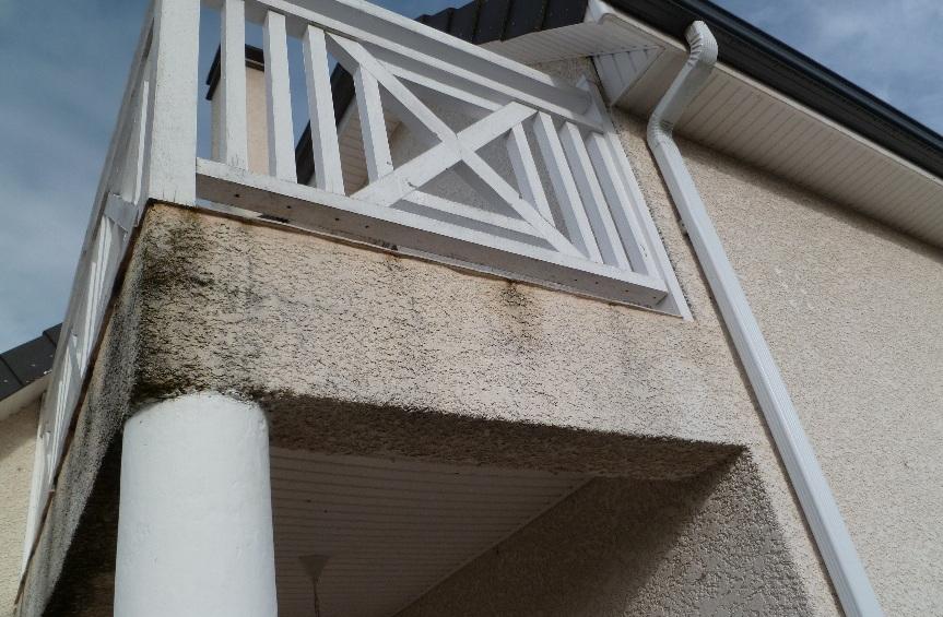 Quelle goutti re pour mon balcon - Gouttiere pour balcon ...