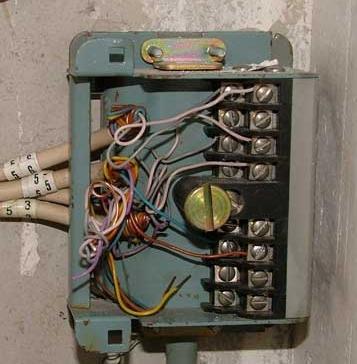 C ble t l report la place du c ble t l phonique for Cable telephonique exterieur