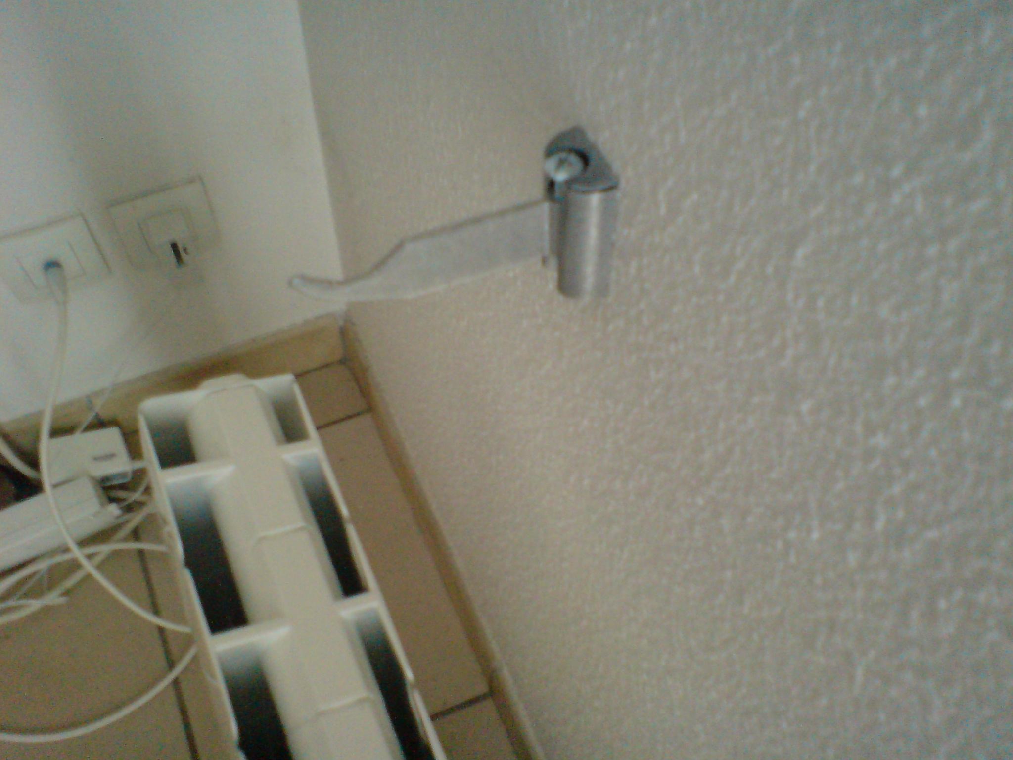 Scellement chimique pour radiateur - Fixation radiateur placo ...