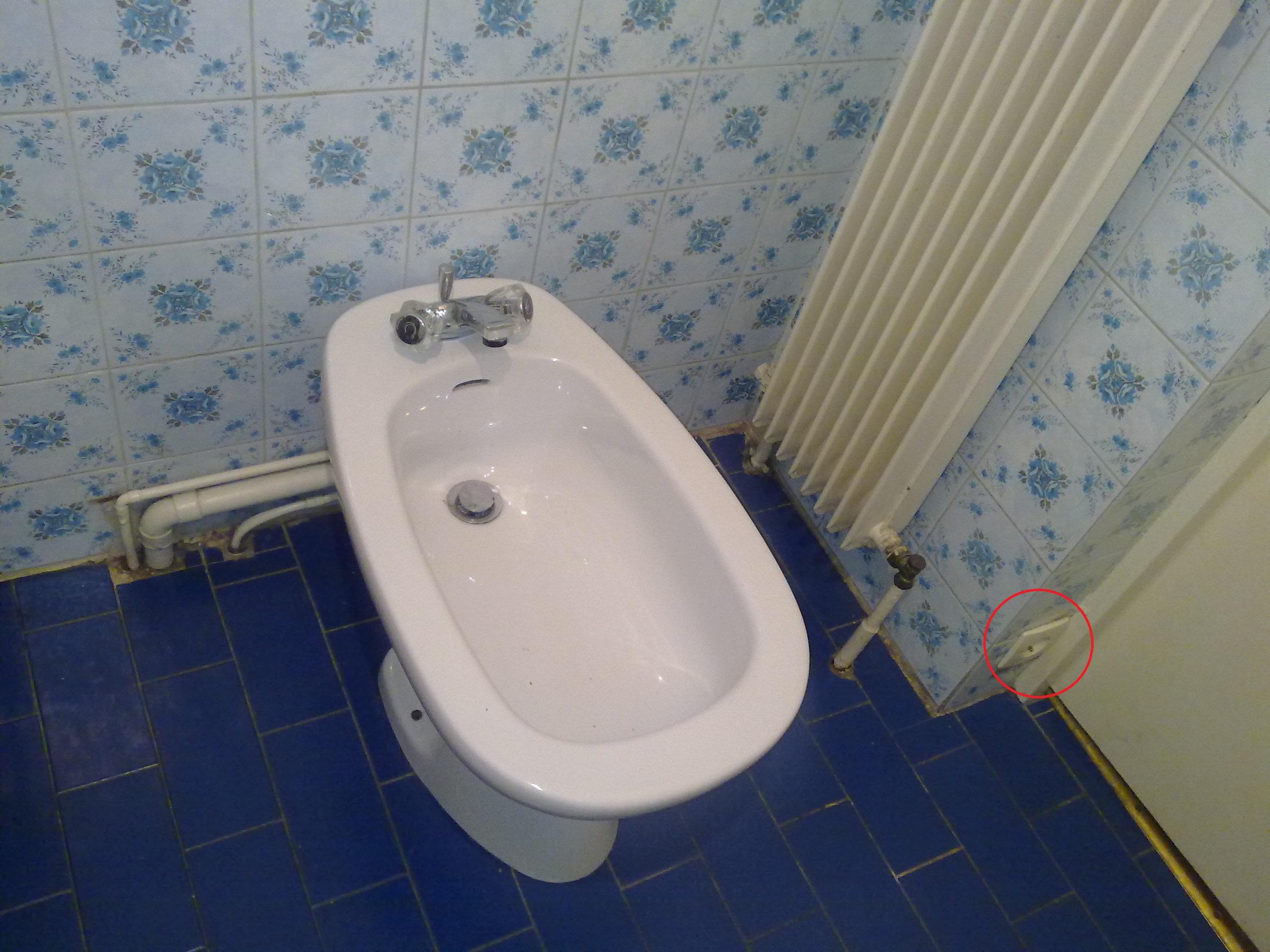 Enlever bidet branchement lave linge - Bidet de salle de bain ...