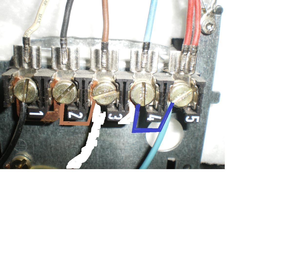 Branchement cuisiniere vitro - Branchement four electrique ...