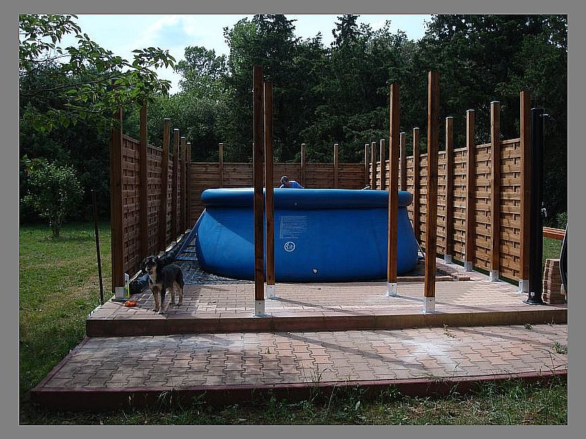 Installation piscine for Cout installation piscine