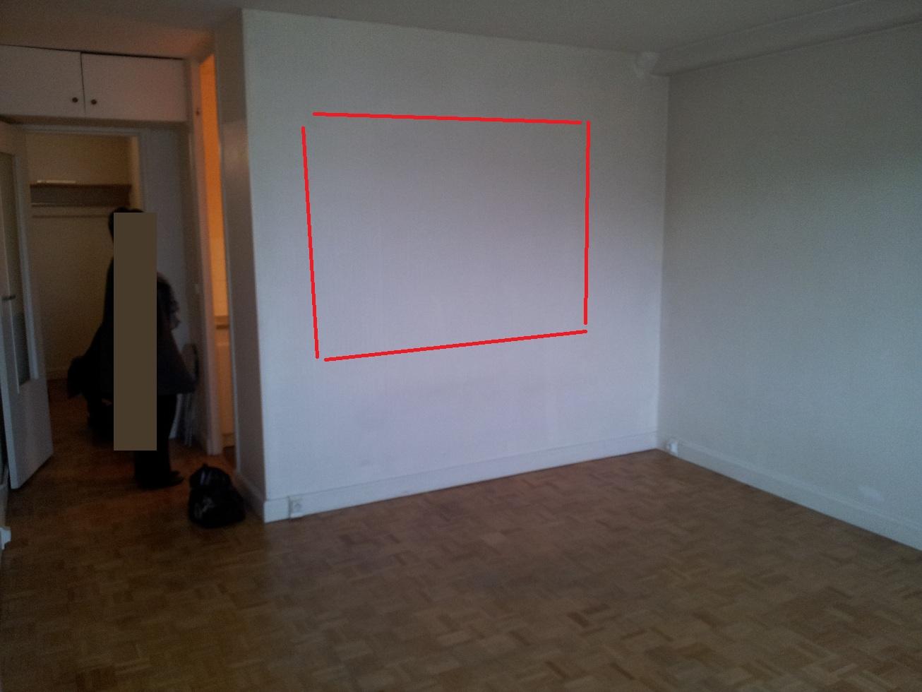 cadre d'ouverture d'un mur - Faire Une Ouverture Dans Un Mur Non Porteur