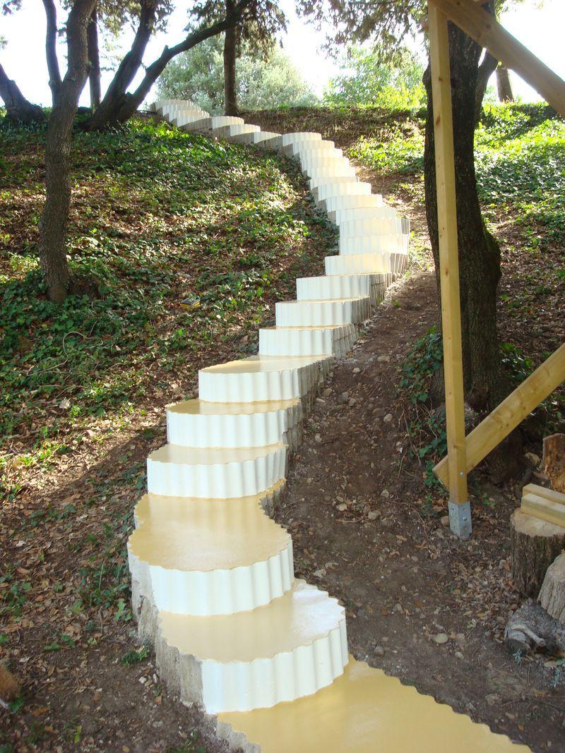 Peindre un escalier ext rieur en b ton for Peindre un escalier en beton