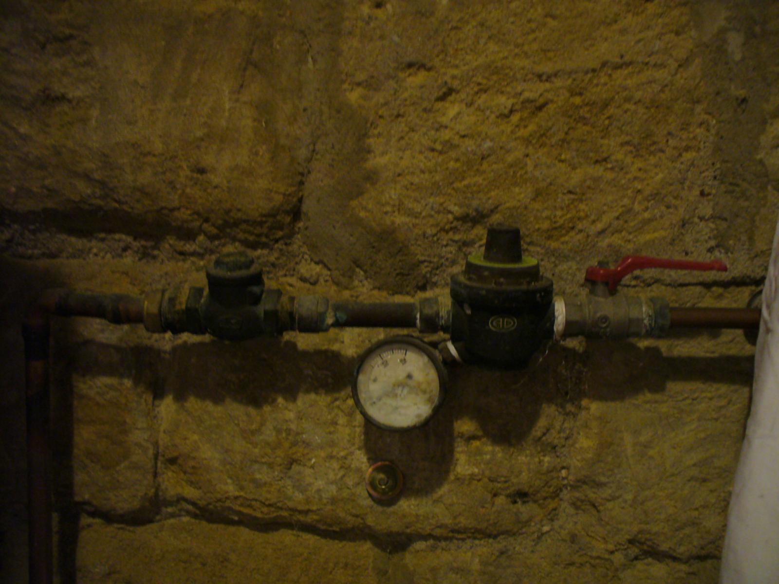 R glage r ducteurs de pression - Reducteur de pression d eau apres compteur ...
