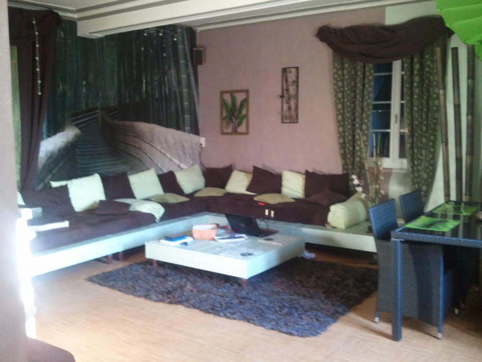 canap marocains en tadelak. Black Bedroom Furniture Sets. Home Design Ideas