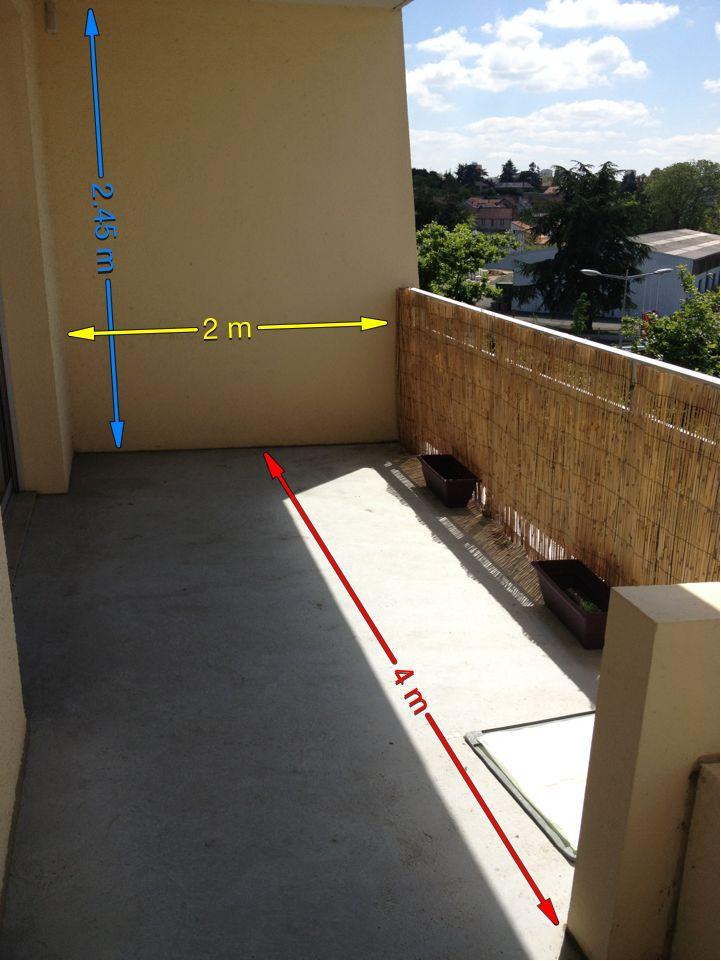 Raccourcir un parasol for Accesorios para toldos de balcon