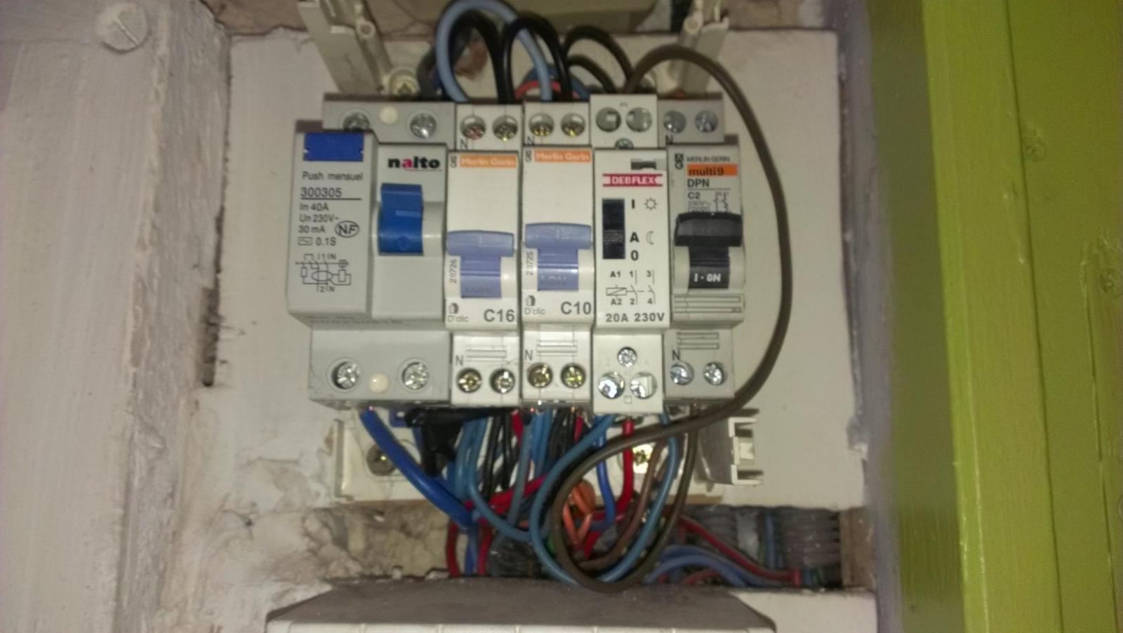 Comment fonctionne un contacteur - Comment fonctionne un chauffe eau electrique ...
