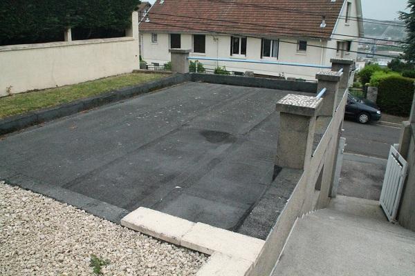 Solution pour toit terrasse for Toit pour terrasse