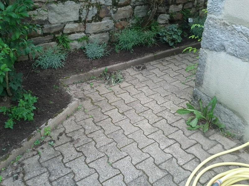Carrelage terrasse remplacer pav par b ton - Pave de beton terrasse ...