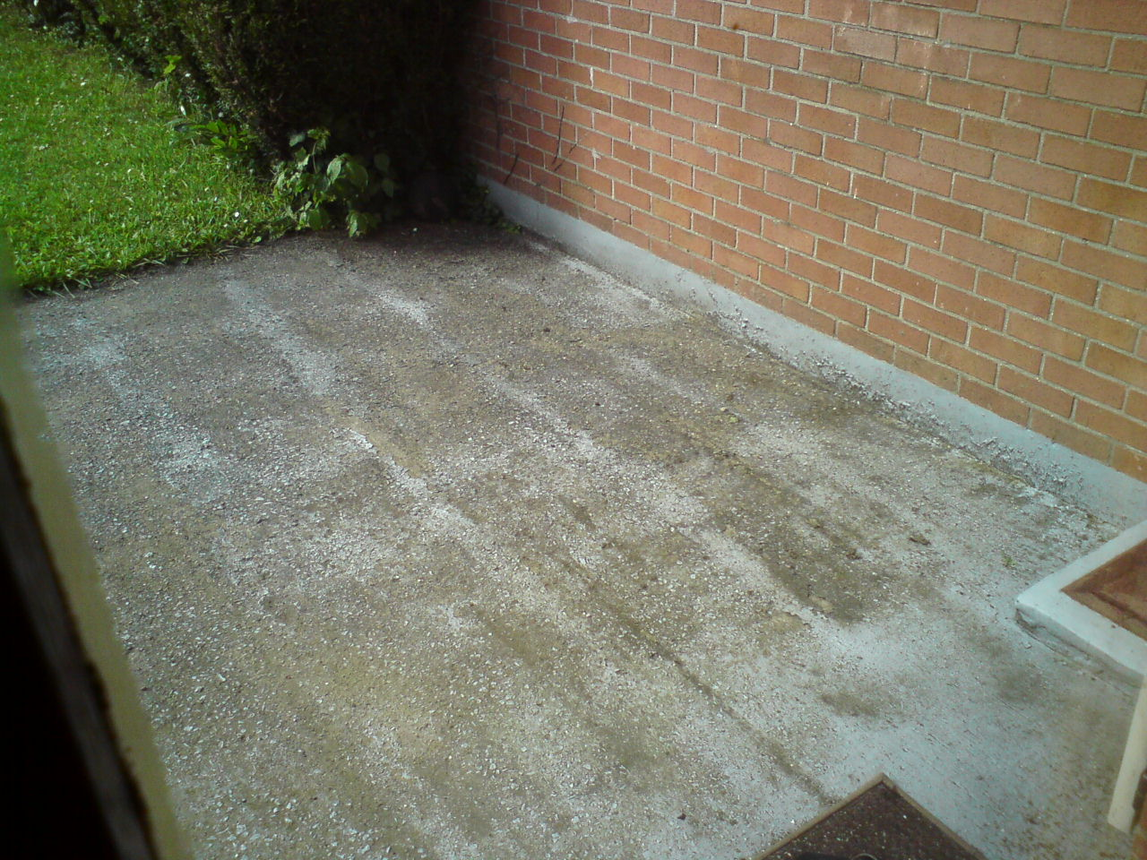 Terrasse peindre ou carreler ou autre for Carreler une terrasse en beton