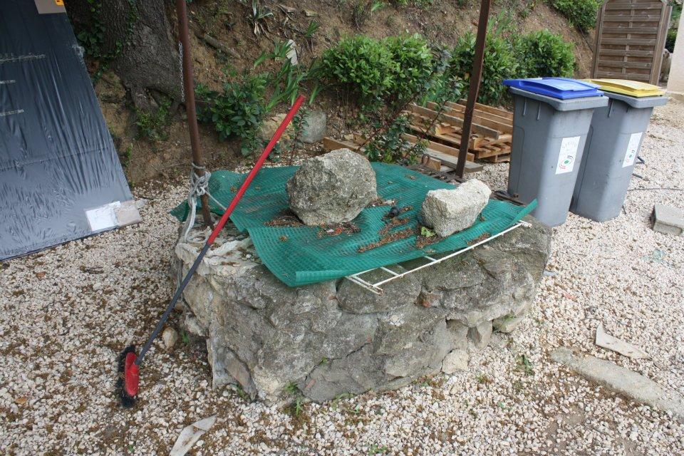 Puits ancien reparer for Comment construire un puit