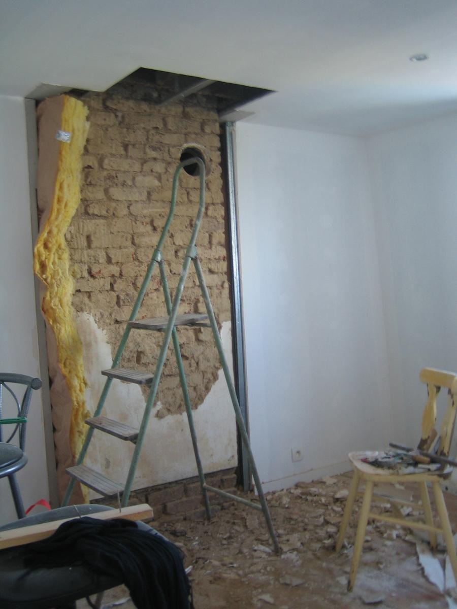 D montage chemin e - Demonter une cheminee ...