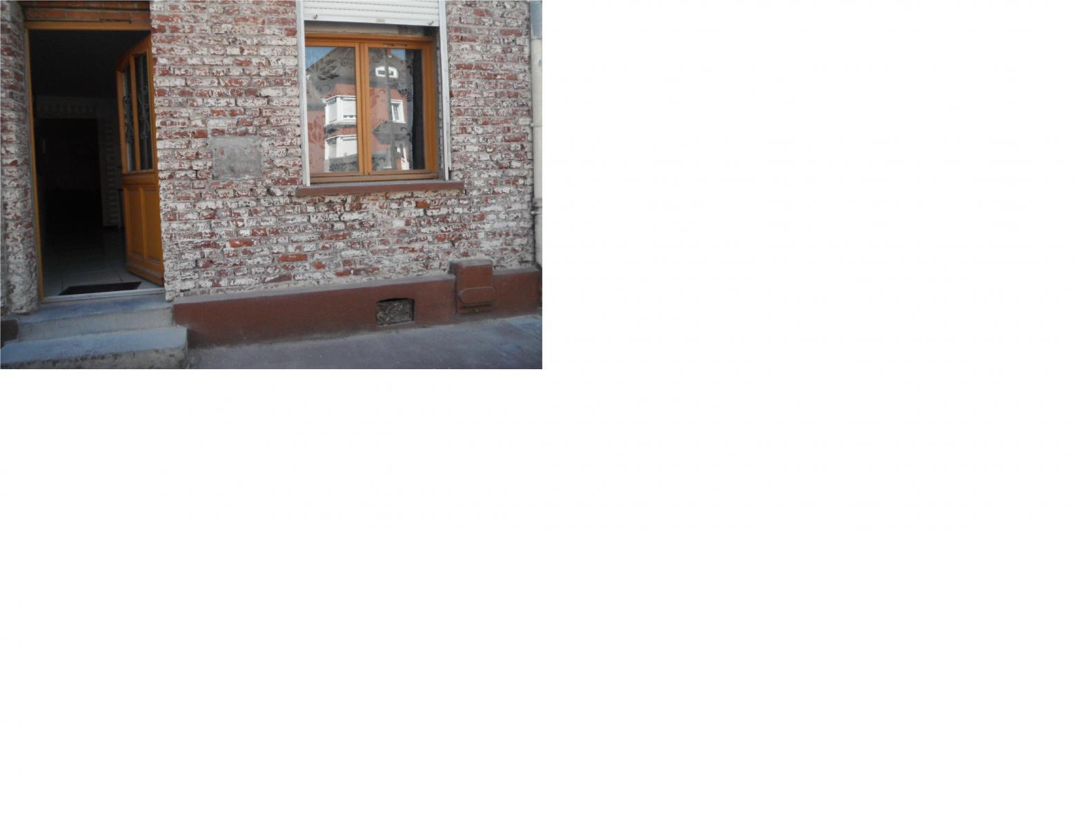 Pose de briquettes de parement sur facade en briques for Pose brique de parement