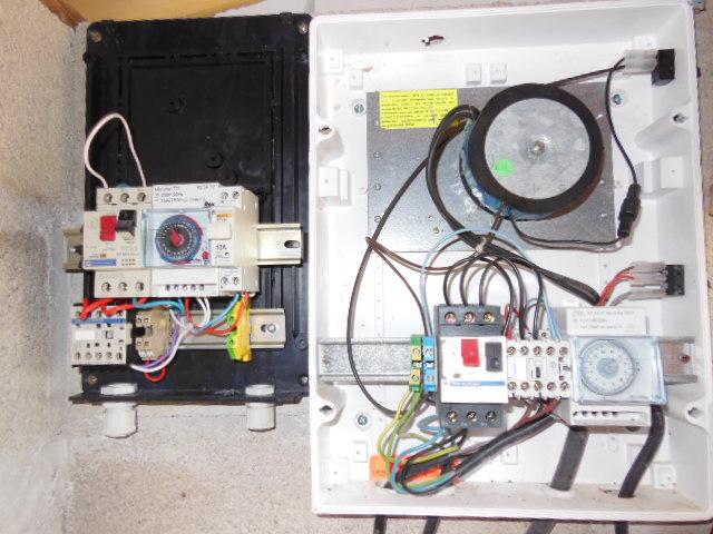Raccordement surpresseur pour robot polaris for Minuterie pompe piscine