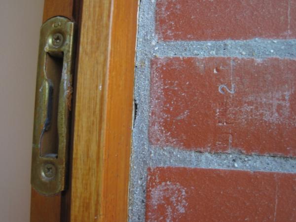 Joint ext rieur encadrement de fen tre en lambeau for Encadrement fenetre exterieur